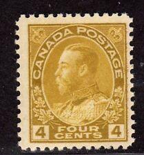 $Canada Sc#110 M/NH/F-VF, CV. $120