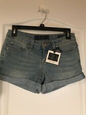 """Ladies Jesica Simpson Forever Low Rise Shorts Size 25"""" New / Tags"""
