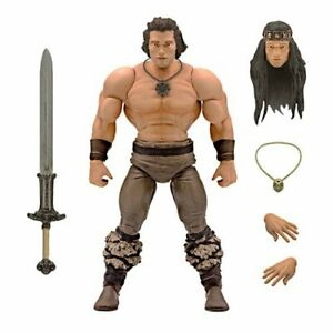 Super7 Conan the Barbarian Ultimates Movie Pose 7-Inch Action Figure *IN HAND*