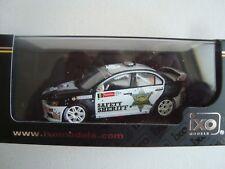 1 43 IXO Mitsubishi Lancer Evo x #0 Rally Ypern Safety car