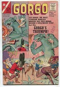 1963 Gorgo #11 ~Gorgo Cover~ (Grade 5.0)