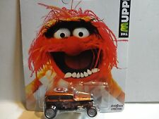 Hot Wheels The Muppets Midnight Otto w/Real Riders