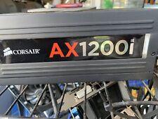 Corsair AX1200 Series 1200W Fully Modular - Digital Power Supply