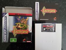 Nintendo Game Boy Advance - NES Classics Castlevania