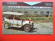 POSTCARD SMOKY MOUNTAIN CAR MUSEUM - 1911 CADILLAC 4