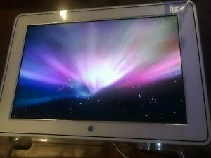 """Apple M8536 23"""" Cinema HD Display Monitor with out Acrylic Stand and Power Adapt"""