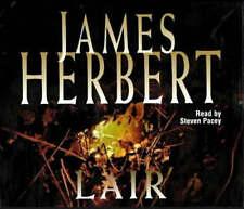 Lair by James Herbert (CD-Audio, 2002) audiobook cd