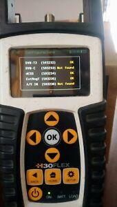 analizzatore di segnali tv e sat H30 FLEX Televes