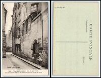 FRANCE Postcard - Paris, Rue de Nevers J37
