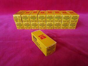 Kodak Panatomic-X FPX 120 (expired 09/1983) 17 rolls