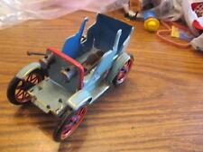 Vintage metal car Modern Toys 1960s for parts