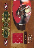 2007 Donruss Classics Football Jersey Singles (Pick Your Cards)