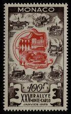 Monaco - 1955 - 25° Rally di Monaco - n.420 - nuovo - MNH