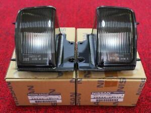 Genuine Niisan GTR R32 Reverse Lights Backup Lamp 26544-04U10 / 26549-04U10 F/S