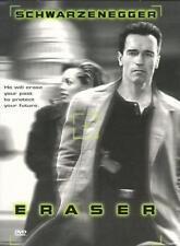 Eraser  DVD Arnold Schwarzenegger, James Caan, Vanessa Williams (VII), James Cob