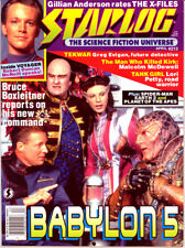 Starlog Magazine #213 (April 1995) Babylon 5