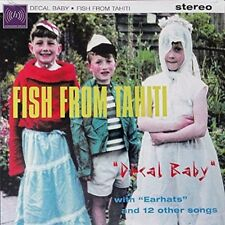 "Fish From Tahiti - Decal Baby (NEW 12"" VINYL LP)"
