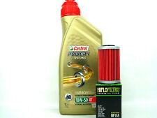 Entretien Castrol Power1 Racing 10w50 MV Agusta 989 Brutale 09