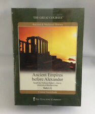 Ancient Empires before Alexander, The Great Courses Parts 1-3