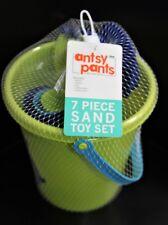 Antsy Pants: 7 Piece Sand Toy Set