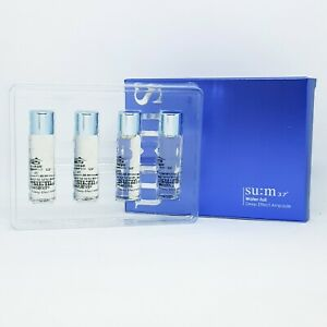 SU:M37 Water-full Deep Effect Ampoule 5ml x 4ea Moisturizing K-Beauty