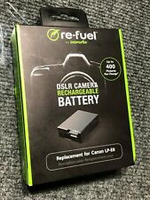 Digipower Re-Fuel Rf-Lpe8 Battery Replacement For Canon Lp-E8 Battery New