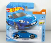 Hot Wheels 2019 Alpine A110 blau NEU OVP 6/10 Factory fresh FYB39 238/250