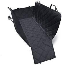 Impermeable auto posterior Cubierta de asiento trasero para Mascota Perro Auto Protector Revestimiento Estera Hamaca Reino Unido