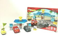 Lego Duplo Disney Pixar Cars 3 10857 Piston Cup Race Set Lightning Mcqueen