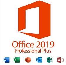 0ffice 2019 Pro Plus 1 Key for 1 PC