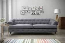 Chesterfield Living Room Up to 3 Seats Contemporary Sofas