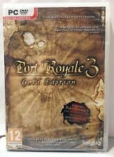 [PC] PORT ROYALE 3 GOLD ED. - Nuovo Italiano + English JoyGames