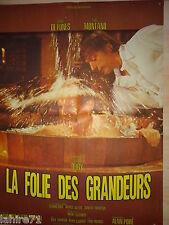 louis de funes LA FOLIE DES GRANDEURS  !  affiche cinema 1971