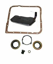 Chevy 4L60E Filter Pan Gasket Seals Front Seal Retainer +more 93-97  Shallow Pan
