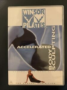 WINSOR PILATES : Accelerated Body Sculpting (DVD, 2002) Mari Winsor