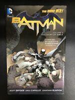 BATMAN volume 1 The Court of Owls (2012) DC Comics hardcover TPB 1st FINE-