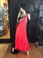 Стандартное бальное платье