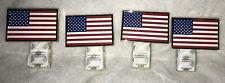 4 Bath & Body Works Wallflowers USA Flag Plug In Fragrance Diffuser