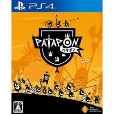 Patapon SONY PS4 PLAYSTATION 4 JAPANESE VERSION region free