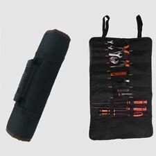 Multi Taschen Werkzeugtasche Werkzeugrolltasche Werkzeugrolle Roll Beutel