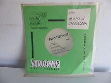 Disque souple PLASTISONOR MIC 60TONI MELLER Bourasque ACCORDEON
