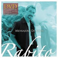 Mensajero de Amor * by Rabito (CD, Nov-2004, Fonovisa)