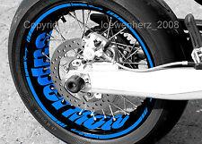 ADESIVI Cerchioni Adesivo Supermoto HUSABERG FS 570 650 FE TE 250 350 450 501