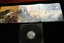 ZZ Top TEJAS LP - EX/NM ORIGINAL 1976 LONDON RECORDS PS 680