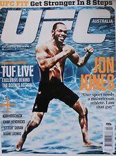 UFC Australia Magazine Issue 13 - May-June 2012 20% Bulk Magazine Discount