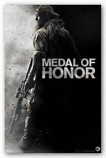 2010 XBOX 360 MEDAL OF HONOR KEY ART POSTER 22x34 NEW FAST FREE SHIPPING