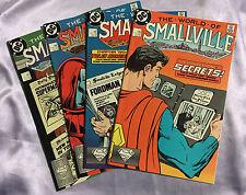 The World Of Smallville~Superman~ (1988 Dc) #1-4 Complete Set~John Byrne~Nm