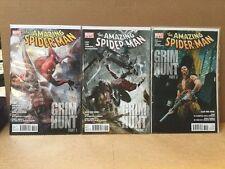 Amazing Spider-Man Lot #634-647 648x2 649 650 658x2 659x2