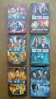 Doctor Who - Collection of Doctor Who Hardback Books