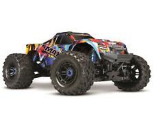 Traxxas Maxx 1/10 Brushless Rtr 4Wd Monster Truck (Rock n Roll) [Tra89076-4-Rnr]